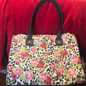 Betsy Johnson large purse